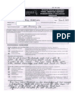 Kim Hartley Professional Practice Reports