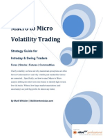 Macro to Micro Volatility Trading by Mark Whistler