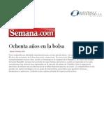 Condecoración Alvaro Isaza G. Revista Semana.com