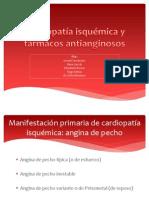 Cardiopatía isquémica2