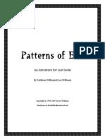 Patterns of Evil