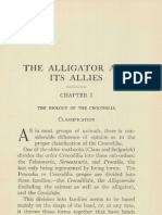 Monograph Alligators With Some Info on Caiman