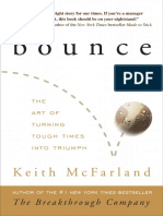 Bounce by Keith McFarland - Excerpt