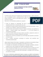 Plano Gripe A BE/CRE - A Casa de Camilo[1]