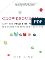 CrowdSourcing by Jeff Howe - Excerpt