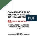 Informe C Huancayo