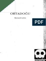 Ortadogu - Bernard Lewis