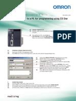 Low TechNote PLC to a PC