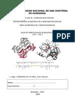 guía de prácticas bioquimica III