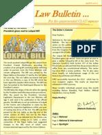 Abhyaas Law Bulletin - January 2014