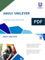 Unilever Intro Updated