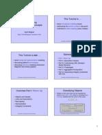 Advanced UML Tutorial