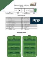 FC Porto vs Sporting CP (Supertaça Cândido de Oliveira 2007)