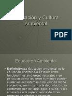 Educación y Cultura Ambiental expocision