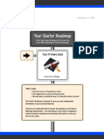 Starter Roadmap for the Retirement Plan Compliance and Education Platform
