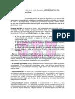 Análisis sintético  fallo Corte Supr sobre abortos no punibles en Argentina