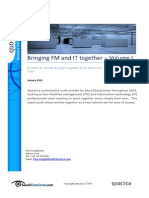 Bringing FM and IT together – Volume I