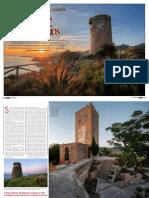 Torres de vigilancia en Andalucía