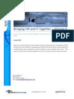 Bringing FM and IT together – Volume II