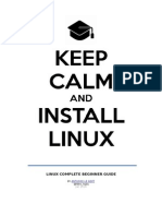 Linux Beginner Guide 2014