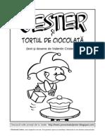 Jester Si Tortul de Ciocolata