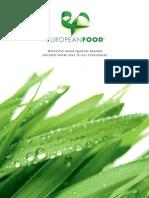 European Food Catalog