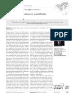 2010_Gomez_Bioanalytical Applications in Microfluidics