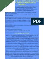 METODOLOGÍA DE LOS ESTIRAMIENTOS