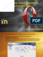 TUTORIAL CREAR AULA VIRTUAL.ppt