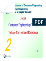 CKT02 Voltage Current and Resistance