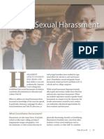 Harassment