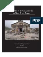 Aidmi Els Floods Uttarakhand