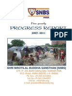 Progress Report 2006 - 2011