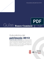 Guia Practica Del Patrimonio 2013