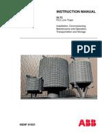 Instruction Manual PLC Line Traps