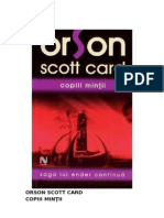 Orson Scott Card Copiii Mintii