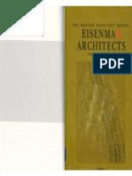 Peter Eisenman - The Master Architect Series