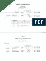Annex 11 (Technical Evaluation Summary)