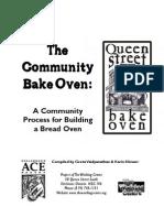 !!! Bake Oven Handbook