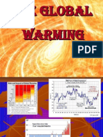 the problem of global warming on earth