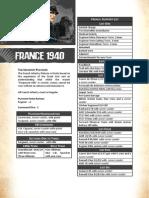 France 1940 Army List1