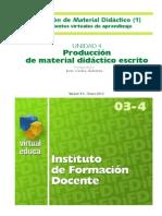 Lectura 4 Produccion Material Didactico Escrito