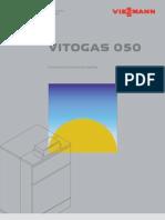 Viessmann Commercial Vitogas 050-RS Boiler Brochure