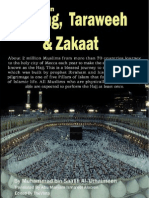 Lessons on Fasting,Taraweeh & Zakaat