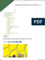 Alfred Korzybski, Contexto de La Frase _El Mapa No Es El Territorio_ - Plano Sin Fin