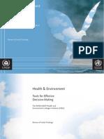 UNEP Health