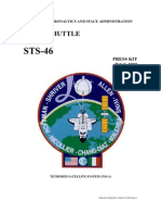 NASA Space Shuttle STS-46 Press Kit