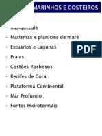 Ecossistemas  Costeiros - UFSC