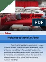 Hotels Pune