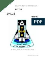 NASA Space Shuttle STS-43 Press Kit